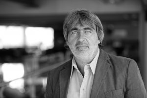 Portrait Dieter Gilles